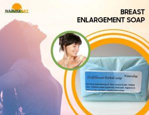Breast Enlargement Soap